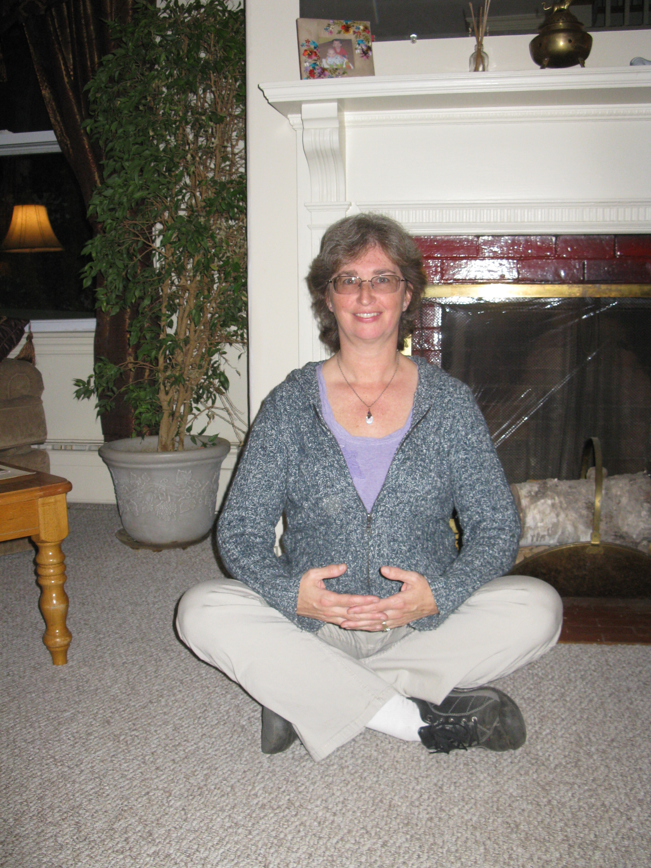 Julie at Healing Pathways